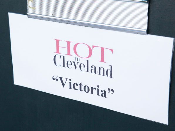 Hot in Cleveland - Wendie Malick's Dressing Room - Hot in Cleveland Picture