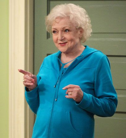 Hot in Cleveland - Betty White - Hot in Cleveland Picture
