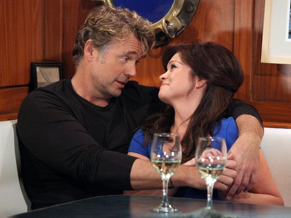 Hot in Cleveland - Valerie Bertinelli, John Schneider - Hot in Cleveland Picture
