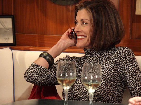 Hot in Cleveland -Wendie Malick - Hot in Cleveland Picture