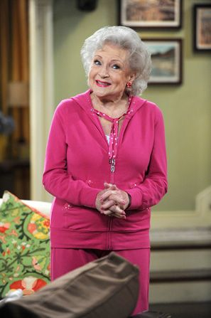 Elka is as sweet as - Hot in Cleveland Picture