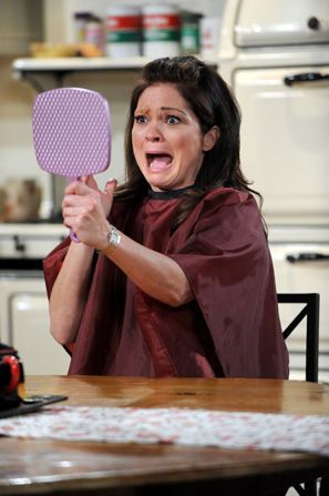 When Melanie learns that friends - Hot in Cleveland Picture