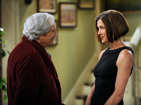 Hal Linden is in the - Hot in Cleveland Picture