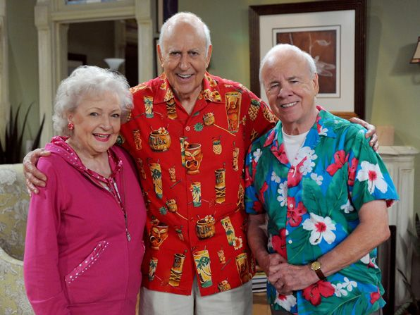 Fun Fact Comedian Conway grew - Hot in Cleveland Picture