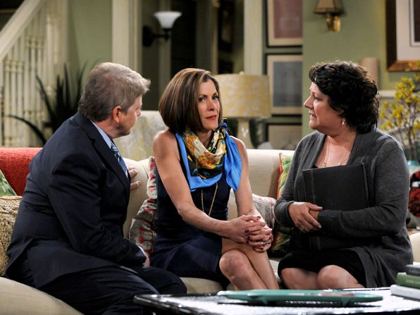 Wendie Malick says she immediately - Hot in Cleveland Picture