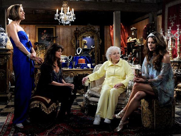 Each character brings something distinct - Hot in Cleveland Picture