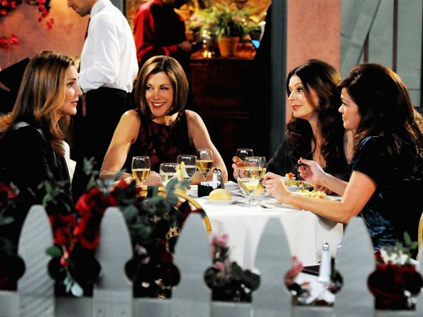 Fraiser's Peri Gilpin explains that - Hot in Cleveland Picture