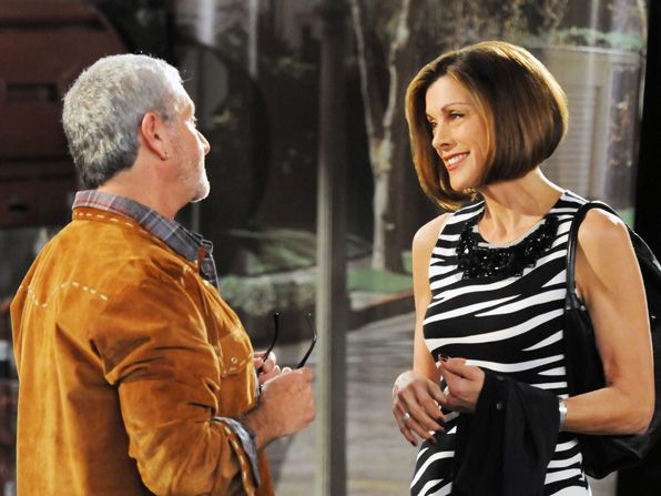 Victoria Wendie Malick loves being - Hot in Cleveland Picture