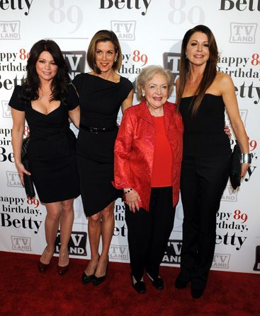Betty White said of her - Hot in Cleveland Picture