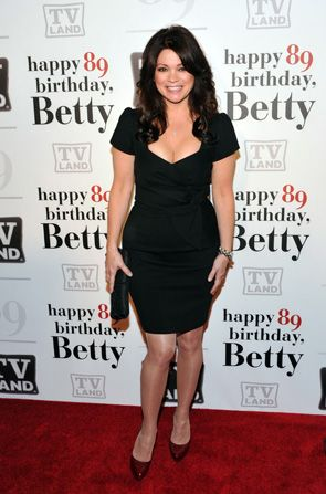 Valerie Bertinelli who portrays bubbly - Hot in Cleveland Picture