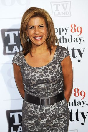 Today Show host Hoda Kotb - Hot in Cleveland Picture
