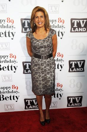 Smiling Hoda Kotb said that - Hot in Cleveland Picture