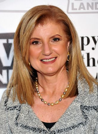 The Huffington Post's Arianna Huffington - Hot in Cleveland Picture