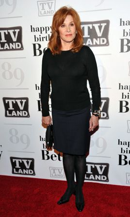 Stefanie Powers also has a - Hot in Cleveland Picture
