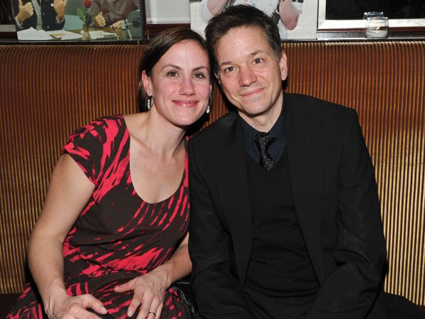 Actor Frank Whaley and wife - Hot in Cleveland Picture
