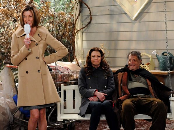 Victoria Wendie Malick wants to - Hot in Cleveland Picture