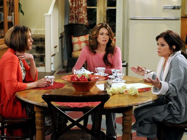 Things don't work out for - Hot in Cleveland Picture