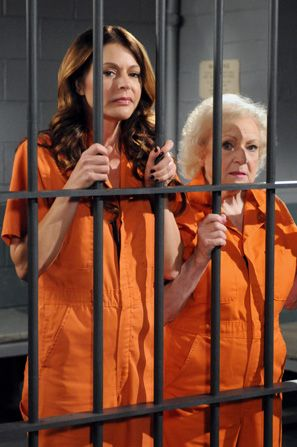 Joy Jane Leeves laments that - Hot in Cleveland Picture