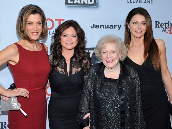 The wonderful women of Hot - Hot in Cleveland Picture