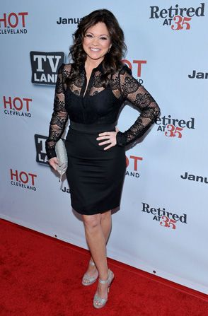 Valerie Bertinelli is excited for - Hot in Cleveland Picture