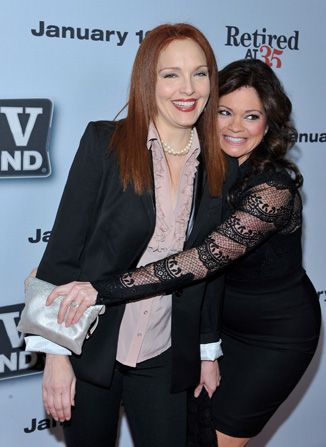 Valerie Bertinelli loved accidentally hitting - Hot in Cleveland Picture