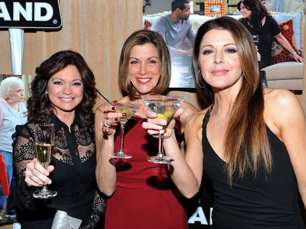 We&amp;#039;ll toast to that Valerie - Hot in Cleveland Picture