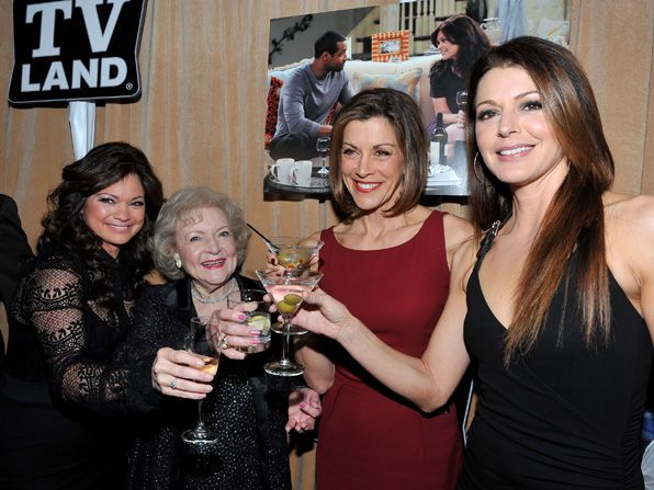 The women of Hot in - Hot in Cleveland Picture