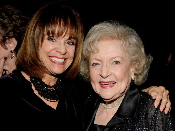 Betty White and Valerie Harper - Hot in Cleveland Picture