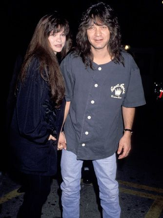 Valerie Bertinelli married rocker Eddie - Hot in Cleveland Picture