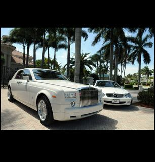 The elusive Rolls Royce Phantom - How'd You Get So Rich? Picture