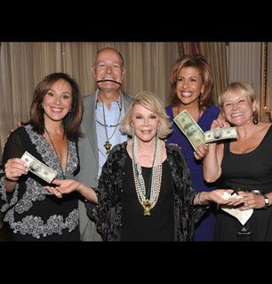 Hoda Kotb from 'The Today - How'd You Get So Rich? Picture