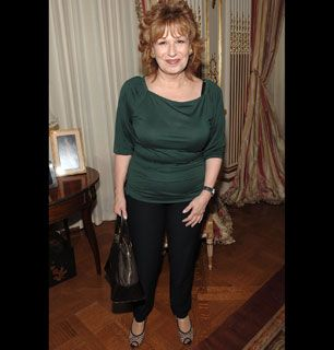 Joy Behar from 'The View' - How'd You Get So Rich? Picture