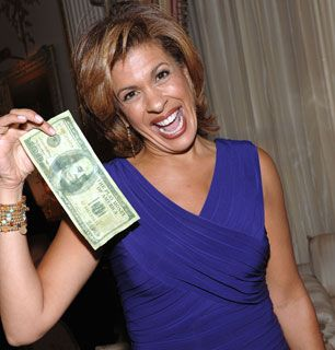 Someone should explain to Hoda - How'd You Get So Rich? Picture