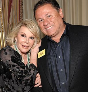 Robert Zarco let Joan Rivers - How'd You Get So Rich? Picture