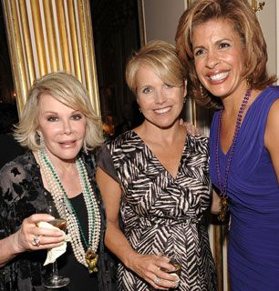Joan Katie and Hoda make - How'd You Get So Rich? Picture