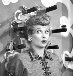 On the knife's edge Ricky - I Love Lucy Picture
