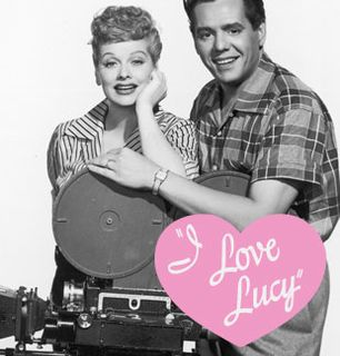The Happy Couple Ricky Ricardo - I Love Lucy Picture