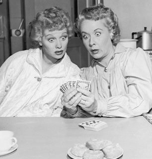 Is a Royal Flush good - I Love Lucy Picture