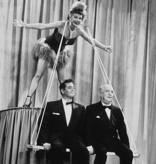 Lucy's got the world -- - I Love Lucy Picture