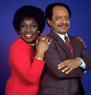 Through it all George and - The Jeffersons Picture