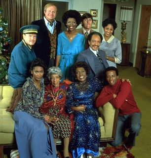 Movin' on up The cast - The Jeffersons Picture