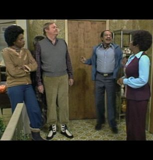 The Jeffersons and the Willises - The Jeffersons Picture