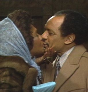 Love is in the air - The Jeffersons Picture