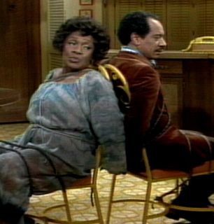 The Jeffersons are tied up - The Jeffersons Picture