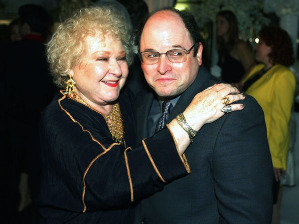 Estelle Harris and Jason Alexander - Retired at 35 Picture