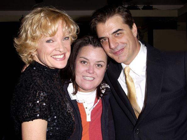 Broadway superstar Christine Ebersole shown - Retired at 35 Picture