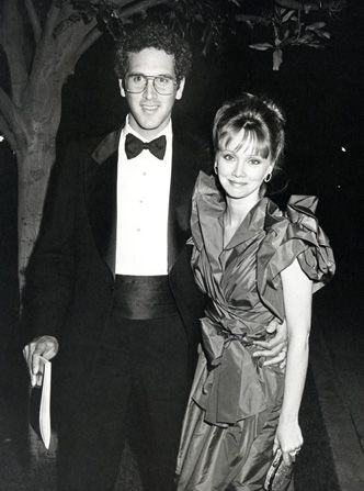 Shelley Long poses with her - Retired at 35 Picture