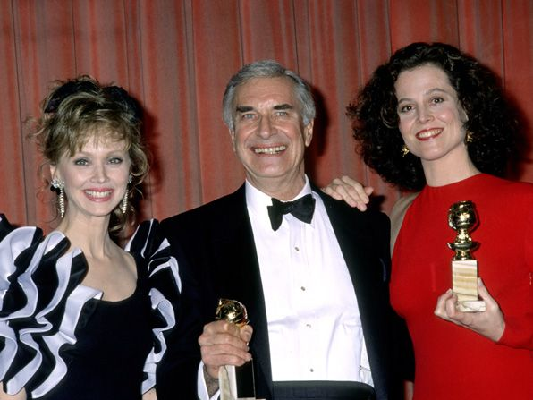 Shelley Long Martin Landau center - Retired at 35 Picture