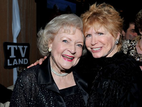 Betty White catches up with - Retired at 35 Picture