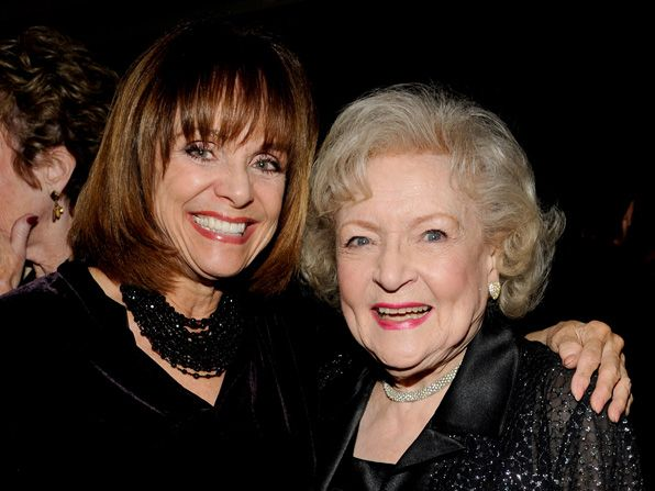 Betty White and Valerie Harper - Retired at 35 Picture